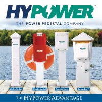 Discover the HyPower Advantage with the leading technology company in the power pedestal industry.  HyPower Power Pedestals
